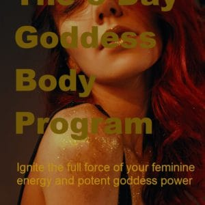 5 Day Goddess Body Program
